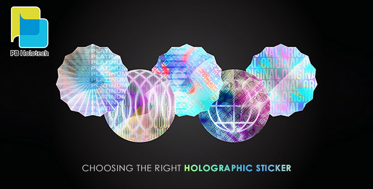 How to Choose the Ideal Holographic Sticker for Your Brand