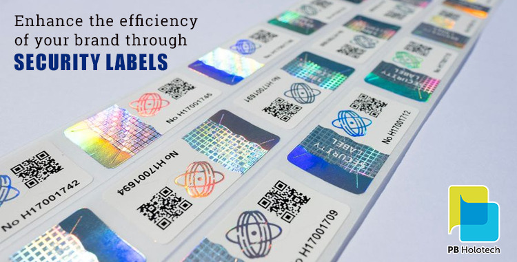 Know How Security Labels Helps You to Increase Your Profits