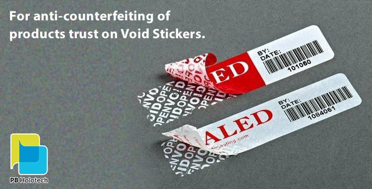 How Void Labels can Keep your Brand Safe a Detailed Study