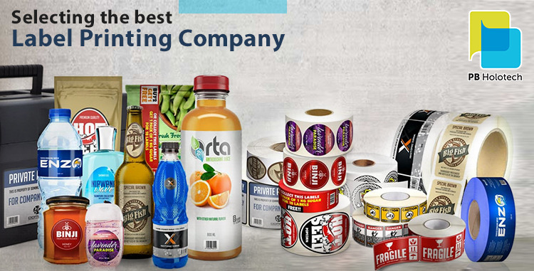 Three Things to Keep in Mind While Considering the Best Label Printing Company