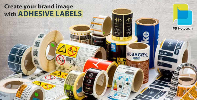 Role of Adhesive Labels in Creating Brand Image