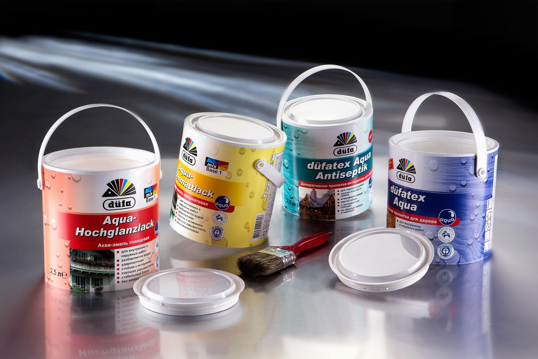 Paint Container Film